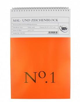 Skicák Malzeit A4, 50 listů