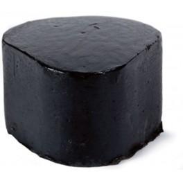 Pevný kryt černý měkký v kostce 30g