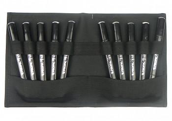 Markery Propic – sada 10ks šedé odstíny
