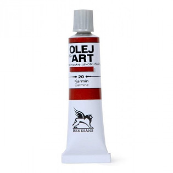 Olejová barva Renesans 20ml - 90 barev