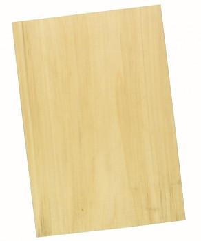 Štoček na dřevořez z lipového dřeva A4