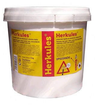 Univerzální lepidlo Herkules 5kg