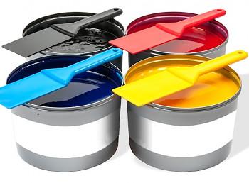 Ofsetové barvy pro grafiku 1kg – 15 barev