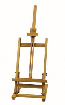 Stolní malířský stojan - buk 72cm