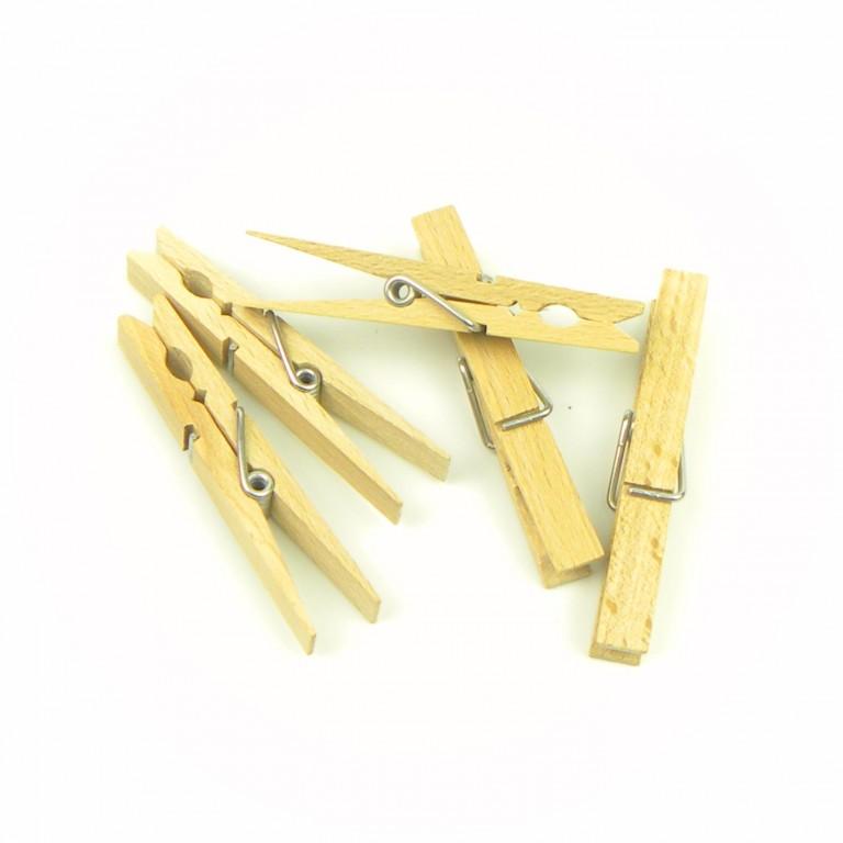 560a1e5d3 Dřevěné kolíčky - výtvarné potřeby Novák