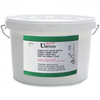 Olejová barva Umton 2500ml – vyberte barvy