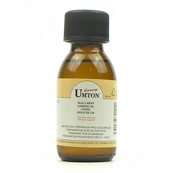 Lněný olej Umton – různé velikosti