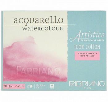 Blok pro akvarel Artistico HP 23x30,5cm