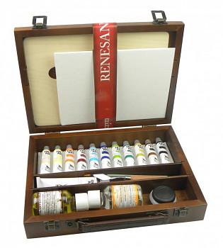 Luxusní sada olejových barev Renesans 20ml