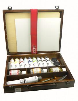 Luxusní sada olejových barev Renesans 60ml