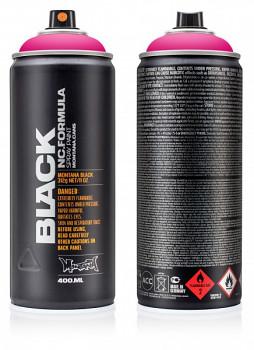 Barva ve spreji Montana black 400ml – vyberte odstíny