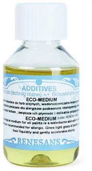 Eco médium pro olejové barvy - vyberte velikost