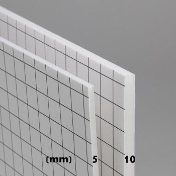 Pěnová deska samolepící 10mm 70x100cm