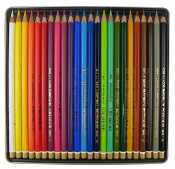Sada pastelek Polycolor 24ks