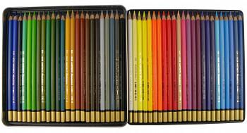 Sada akvarelových pastelek Mondeluz 48ks