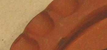 Keramická hlína LPB - červenohnědá 10kg