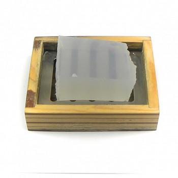 Mýdlová hmota transparentní 25kg