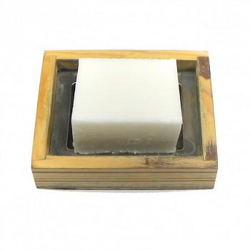 Mýdlová hmota s kozím mlékem 1kg