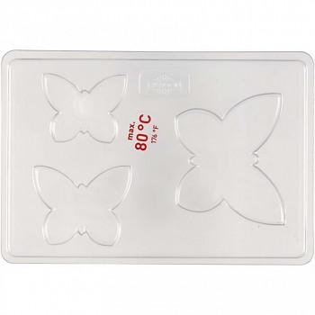 Forma motýli 3ks