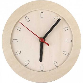 Dřevěné hodiny pro domalování
