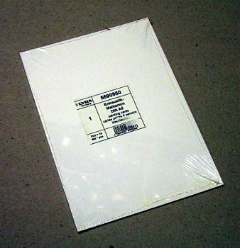 Papír na enkaustiku A5 - 10 kusů