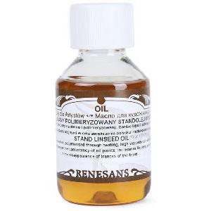 Polymerovaný lněný olej 250ml